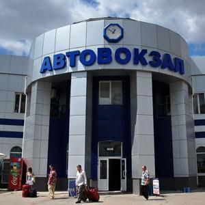 Автовокзалы Пикалёво