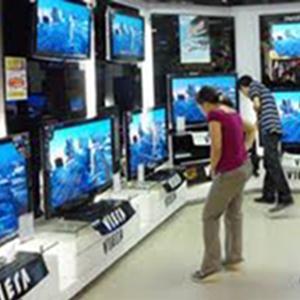 Магазины электроники Пикалёво
