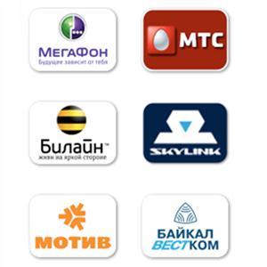 Операторы сотовой связи Пикалёво