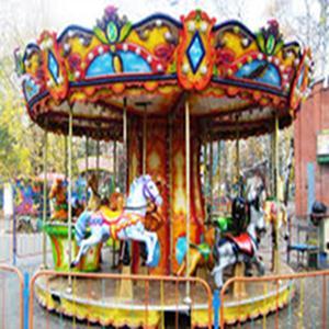 Парки культуры и отдыха Пикалёво