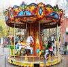 Парки культуры и отдыха в Пикалёво