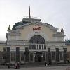 Железнодорожные вокзалы в Пикалёво