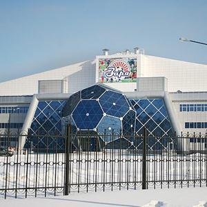 Спортивные комплексы Пикалёво