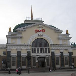 Железнодорожные вокзалы Пикалёво